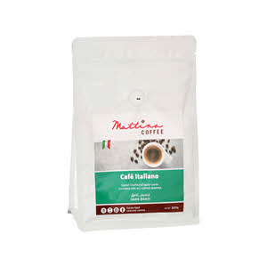 Mattina Coffee Filter Café Italiano 200gm