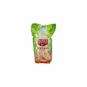 Family Harvest Rice Cake Pumpkn Seed 100gm