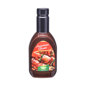 American Classic Barbeque Sauce 18Oz