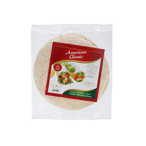 American Classic Tortillas Bread 8Inch 552gm
