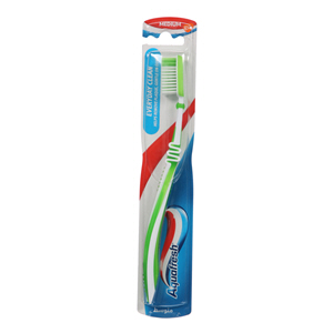 Aquafresh Everyday Clean Medium Toothbrush