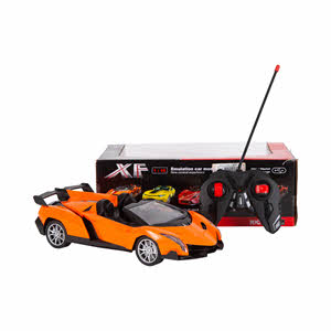 K.K R/C Top Speed Car 3699-04