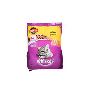 Whiskas Chicken 480gm