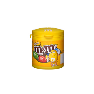 m&m's Peanut Canister 100gm