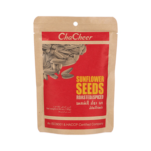 Chacheer Spiced Sunflower Seed 130gm