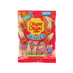 Chupa Chups Jellies Crazy Cola 90gm