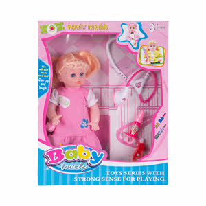 Ginni Baby Doll Assorted