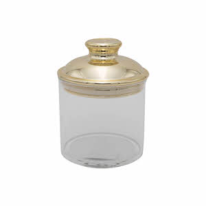Palmoral Acrylic Canister Small