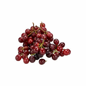 Fresh Red Grapes Seedless Africa 500gm