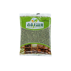 Sharjah Coop Fennel Seed 200gm