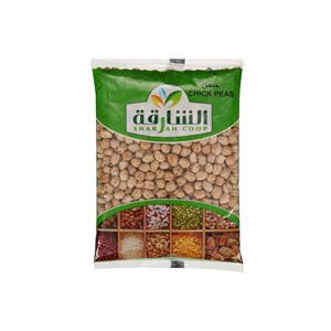 Sharjah Coop Chick Peas 400gm