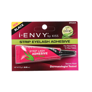 Kiss Eyelash Adhesive Jet Black