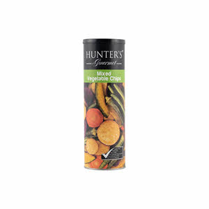 Lizi's Gourmet Mixed Vegetables Chips 100gm