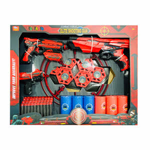 Toon Toys Elite 3 Guns And Targets