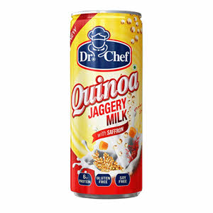 Dr.Chef Quinoa Milk with Jaggery & Safran 240ml