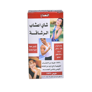 21 Century Herbal Slimming Tea Peppermint 24 Tea Bag