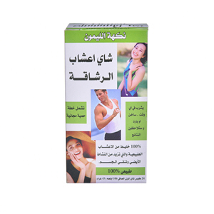 21 Century Herbal Slimming Tea Lmon Lime 24 Tea Bag
