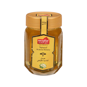Nectaflor Acacia Honey Jar 250gm