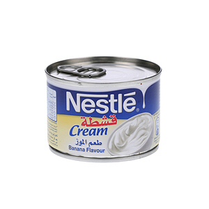 Nestlé Cream Banana 170gm