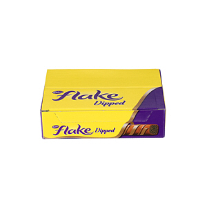 Cadbury Flake Dipped Chocolate 32gm X 12'S