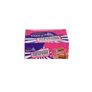 Cadbury Jelly Popping Candy 38gm X 12'S