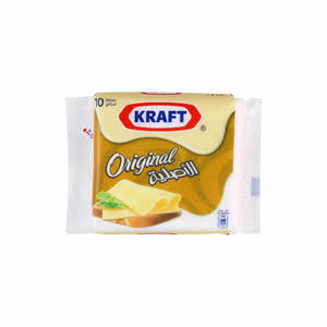 Kraft Single & Slices Original 200Gm