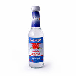 Kassatly Rose Water 9Oz