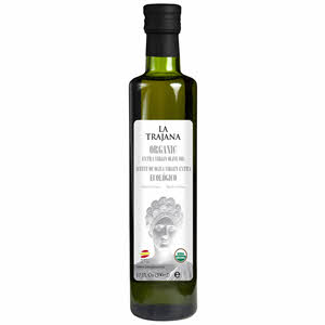 La Trajana Organic Extra Virgin Olive Oil 500ml