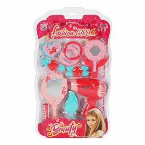 Toon Toyz Fashion Girl Beauty Set