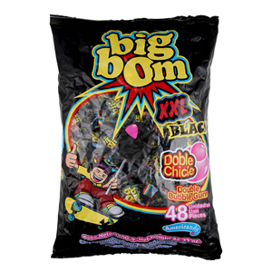 Big Bom Lolly Pop Black XXL 48'S