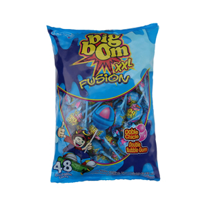 Big Bom Lolly Fushion XXL 48X25gm