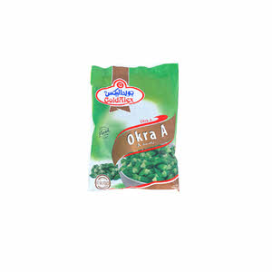 Gold Alex Okra 400gm