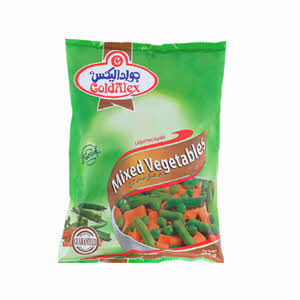Gold Alex Mix Vegetables 400gm