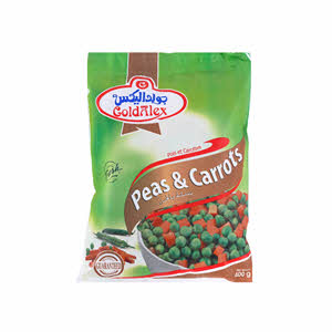 Gold Alex Peas & Carrots 400gm