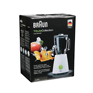 Braun Glass Jug Blender Jb3060