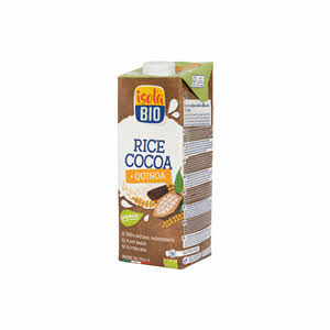 Isola Bio Rice Choco Quinoa Drink 1Ltr
