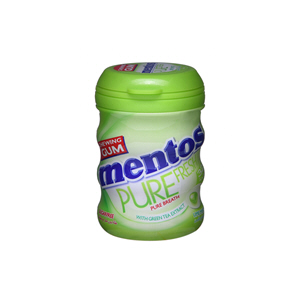 Mentos Pure Fresh Lime Mint 56gm