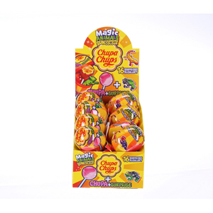 Chupa Chups Surprises Singles Lollipop 12gm × 16'S