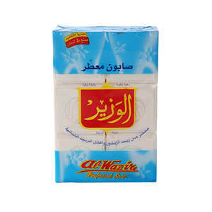 Al Wazir Soap Bars 900gm × 6'S