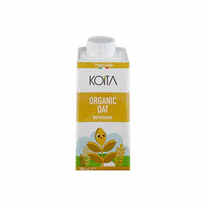 Koita Organic Oat Beverage 200Ml