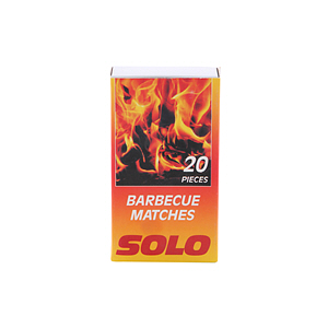 Solo Barbeque Matches