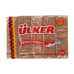 Ulker Petit Beurre Biscuits Family 1Kg