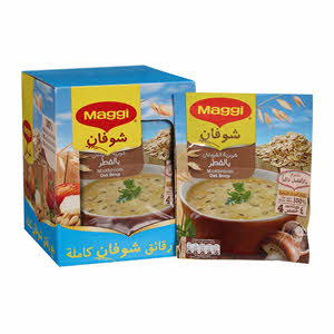 Maggi Soup Oat With Mushroom 65Gm