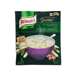 Knorr White & Green Asparagus Soup 40gm
