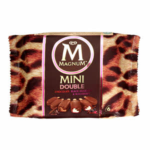 Magnum Mini Double Choco Mulberry 360ml
