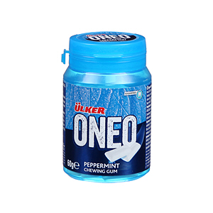 Ulker Oneo Pepermint 60gm