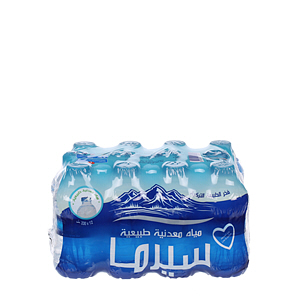 Sirma Natural Spring Water 330ml × 12PCS