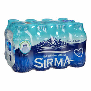 Sirma Natural Mineral Water 200ml × 12PCS