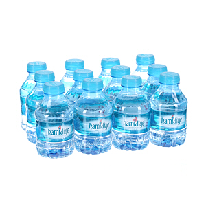Hamidiya Natural Spring Water 200ml × 12'S