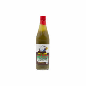 Excellence Hot Sauce Jalapeno 6Oz.